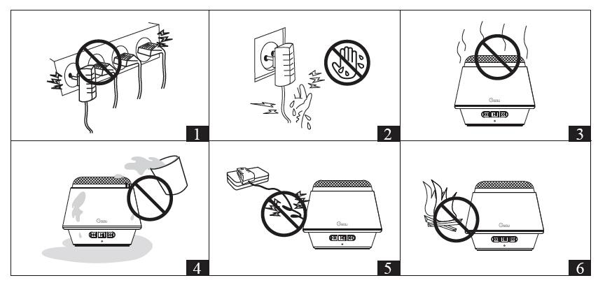 mini bluetooth speaker instructions