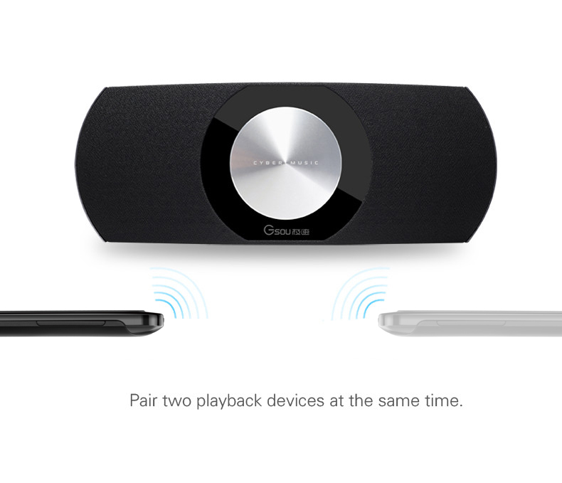 Gsou H200 Elegant and Exquisite Design Bluetooth speaker